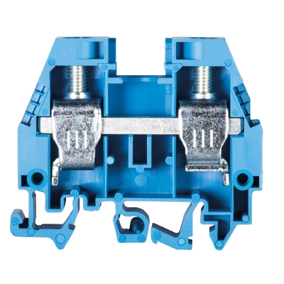 WKI 16 / U BL/V0, Feed-through terminal, 57.516.1155.6