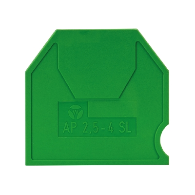 AP 2,5-4 SL, Piastrina di chiusura, 07.311.7155.0