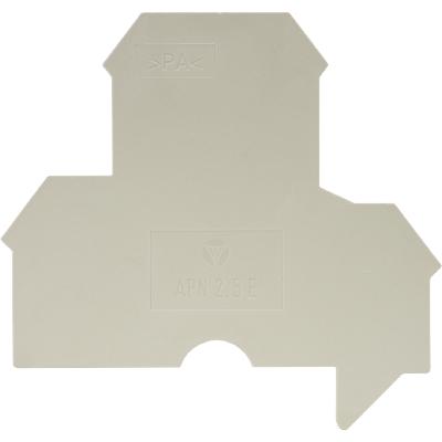 APN2,5E, plaque d'extrémité, 07.312.1755.0