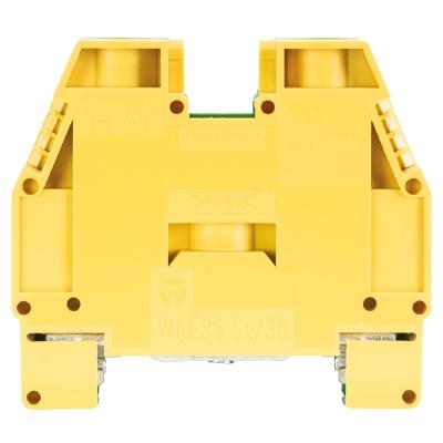 WKI 35 SL / 35/V0, Schutzleiterklemme, 56.535.9255.0