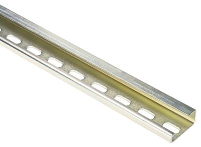 TS 32 PERF 15mm - l:2000mm, DIN-skinne, 98.190.1000.0