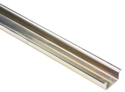 TS 35x15 UNPERF - l:2000mm, DIN-skinne, 98.370.0000.0