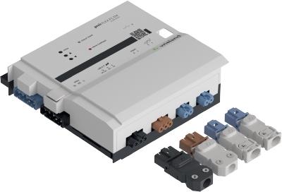 MANAX/® F-Stecker L/änge 20 mm ger/ändelte Version vernickelt f/ür Kabel-/Ø 4,2 mm 10 St/ück