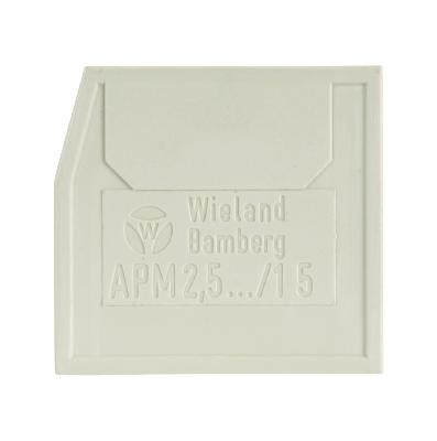 APM 2,5 F. / 15, Endeplade, 07.311.0653.0