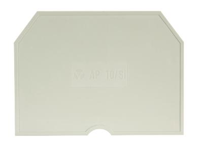 AP 10/SI /V0, plaque d'extrémité, 07.311.4155.0