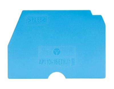 API 10-16 ETK/1/V0, End plate, 07.312.1955.0