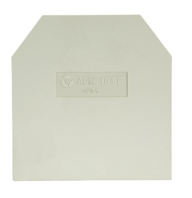 APN 10 SF, plaque d'extrémité, 07.313.2455.0
